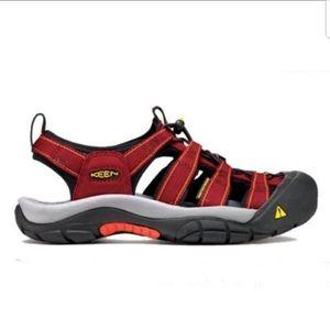 KEEN newport waterproof hiking outdoor sandals 9